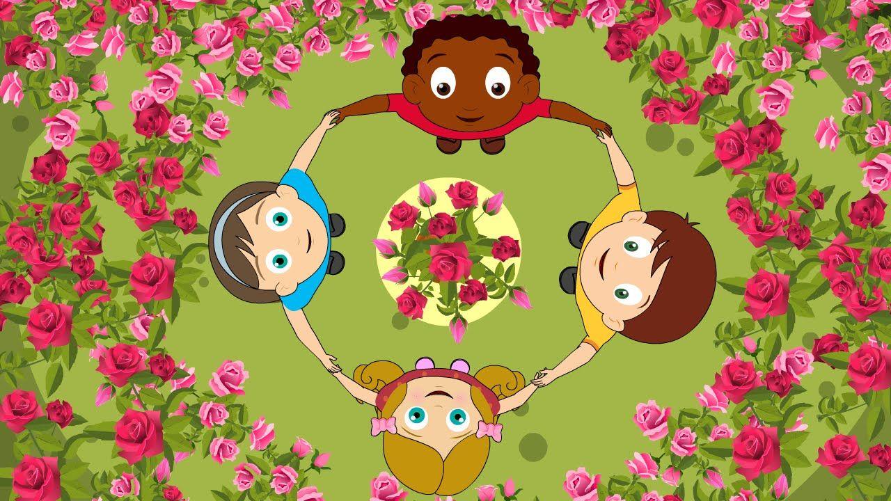 "Nursery Rhymes – Kids Songs Baby songs ""Ring a Ring o' Roses/ Ringa Ringa Roses"" – Kids Nursery Rhymes In English."