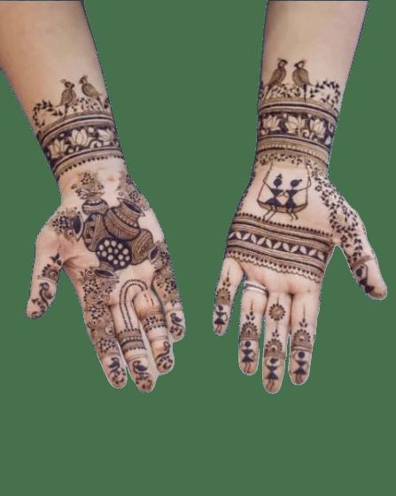 Amazing design for hands