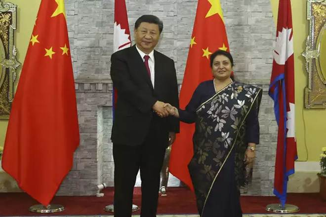 Xi Jinping Promises 3.5 Billion ¥  to Nepal for development programs