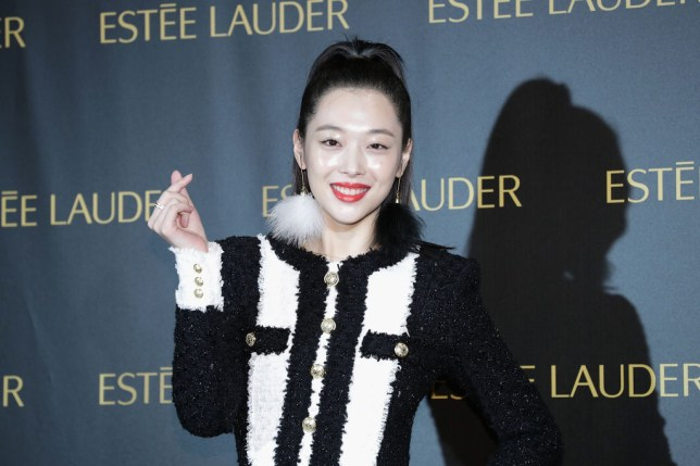 Korean pop star Sulli dead at the age of 25
