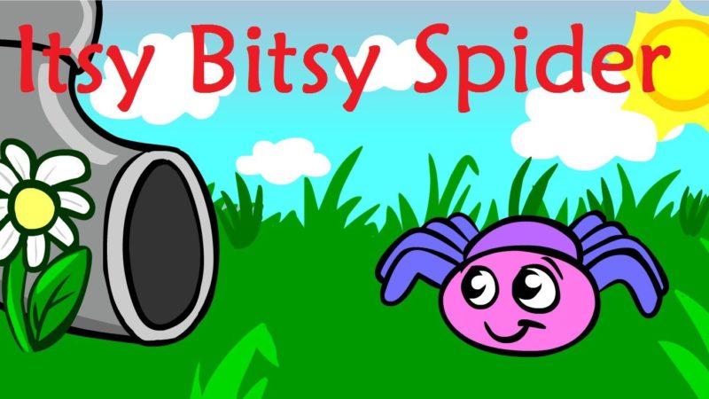 """Nursery Rhymes – Kids Songs Baby songs """"Itsy Bitsy Spider"""" – Kids Nursery Rhymes In English"""