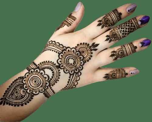 jewelry mehndi design