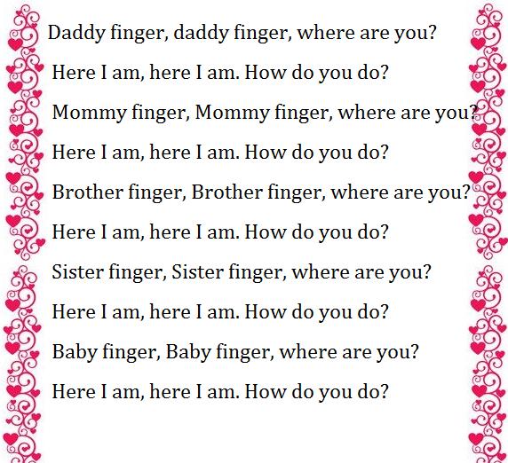 """Nursery Rhymes - Kids Songs Baby songs """"Daddy Finger"""" - Kids Nursery Rhymes In English"""