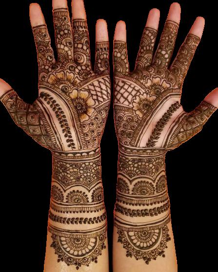 latest full hands design