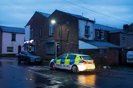 One year old girl killed by a man in Greater Manchester