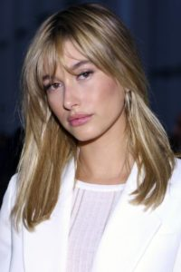shoulder length medium hairstyle