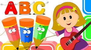 """Nursery Rhymes – Kids Songs, Baby songs """"Alphabet Song / ABC Song"""" – Kids Nursery Rhymes In English"""