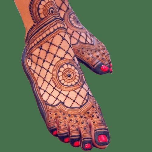 Amazing Henna Designs for Legs
