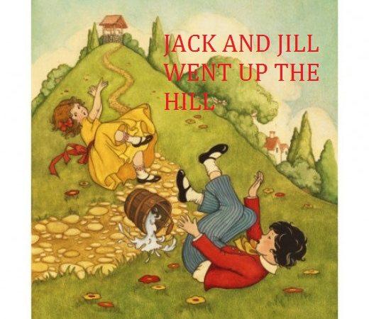 """Nursery Rhymes – Kids Songs Baby songs """"Jack and Jill"""" – Kids Nursery Rhymes In English"""