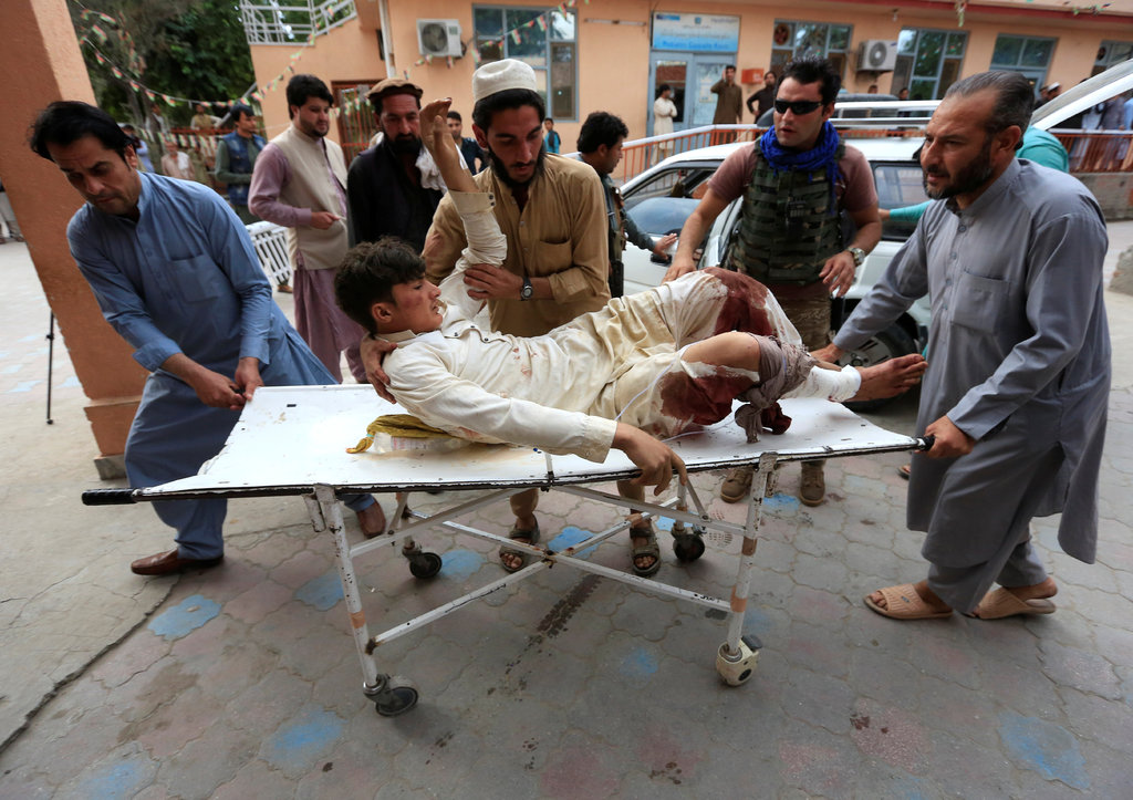 Blast in Mosque in Afghanistan, 62 Killed and 36 Injured
