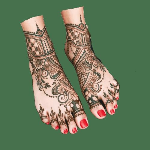 Simple Design for Feet