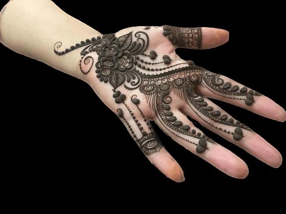 Mehndi Design For hands & Palm