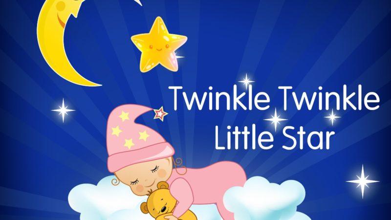 """Nursery Rhymes – Kids Songs Baby songs """"Twinkle Twinkle Little Star"""" – Kids Nursery Rhymes In English"""