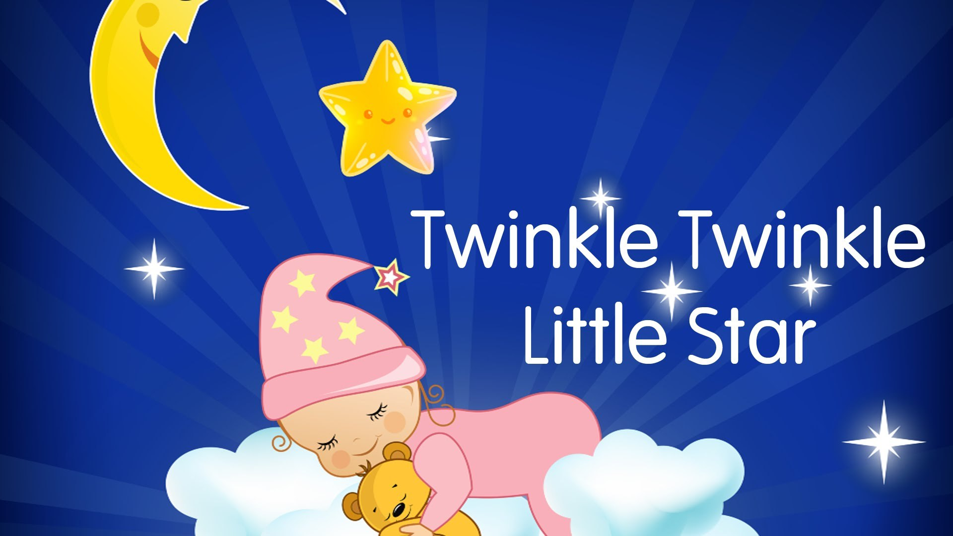 "Nursery Rhymes – Kids Songs Baby songs ""Twinkle Twinkle Little Star"" – Kids Nursery Rhymes In English"