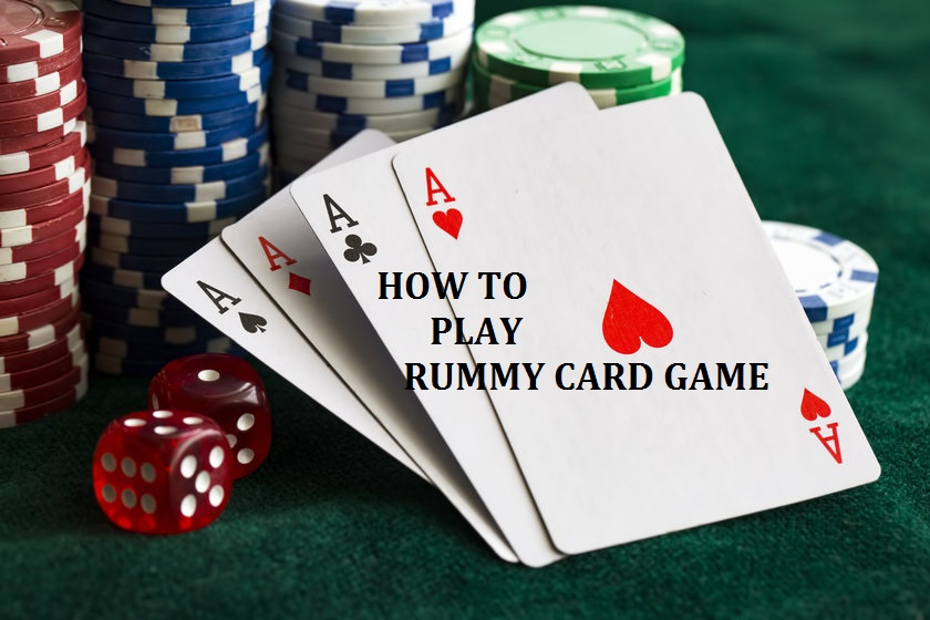 Rummy Card Game How to Play Online & Rummy Game Rules