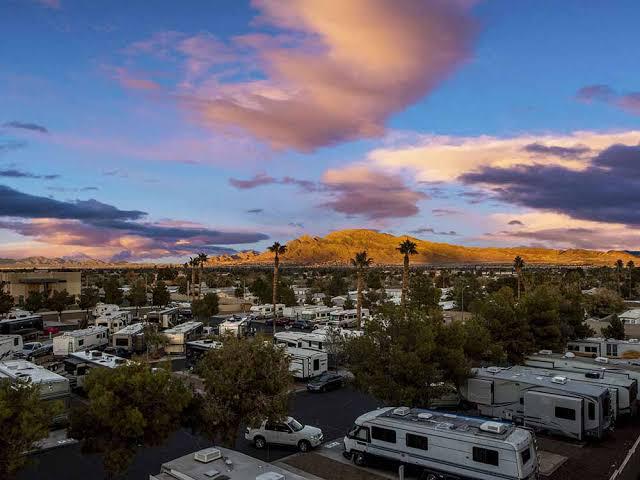 Arizona Charlie's Las Vegas RV Park