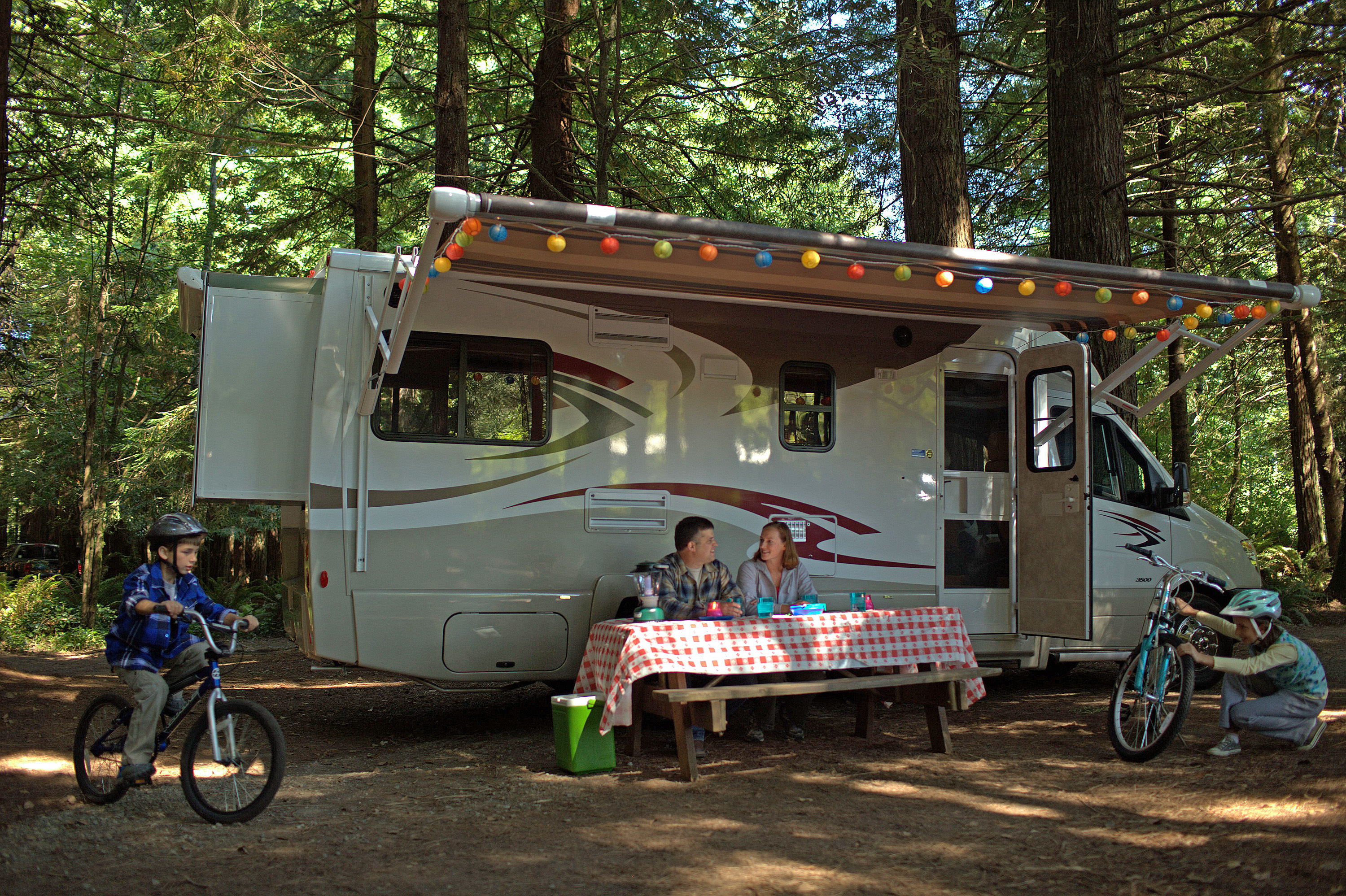 Top-Rated Campgrounds and RV Resorts in Las Vegas