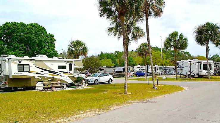Thousand Trails RV Park