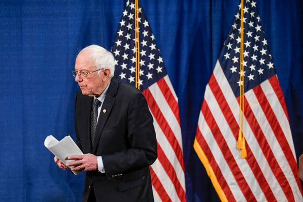 Once Again Bernie Sanders Decided To Stay In The Presidential Race 2020 By Saying That He Is Ready To Debate With Joe Biden