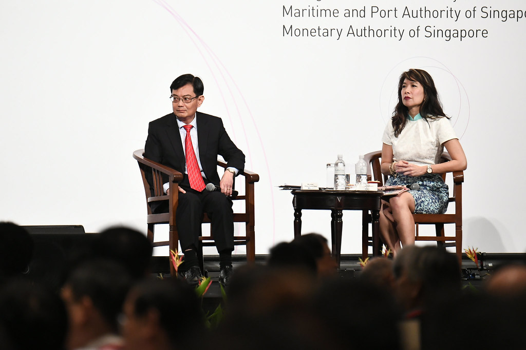 Singapore's Economy is Very Open and Must be Careful, Heng Swee Kest