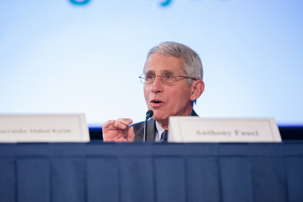 'Young Adults Are Not Completely Immune to The Virus', Anthony Fauci