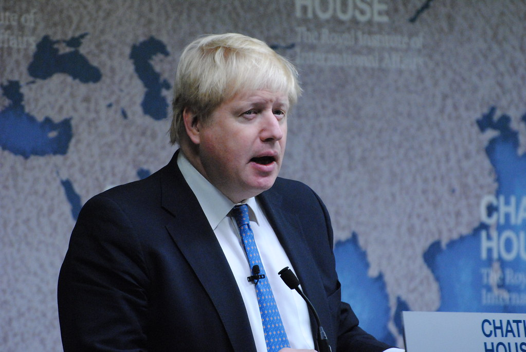 UK Prime Minister Boris Johnson Issues Stay-At-Home Order On Monday