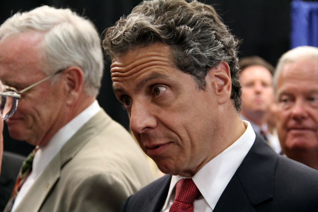 """""""There may already be tens of thousands of covid-19 cases in NY"""", Andew Cuomo"""