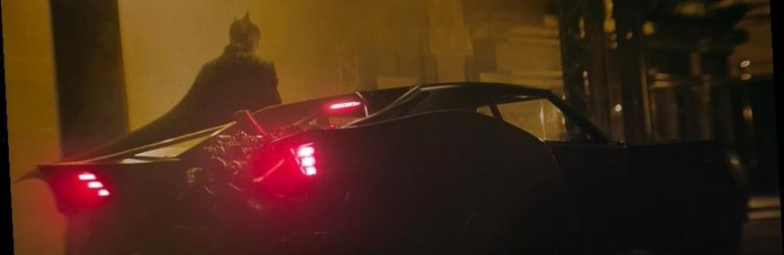 The Batmobile First Look Came Out – Batman Car's New Photos Released and It Looks Amazing