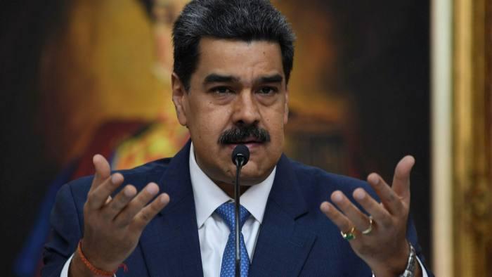 US Authorities Charges The President Of Venezuelan Nicolas Maduro For Nacro Terrorism & Drug Trafficking