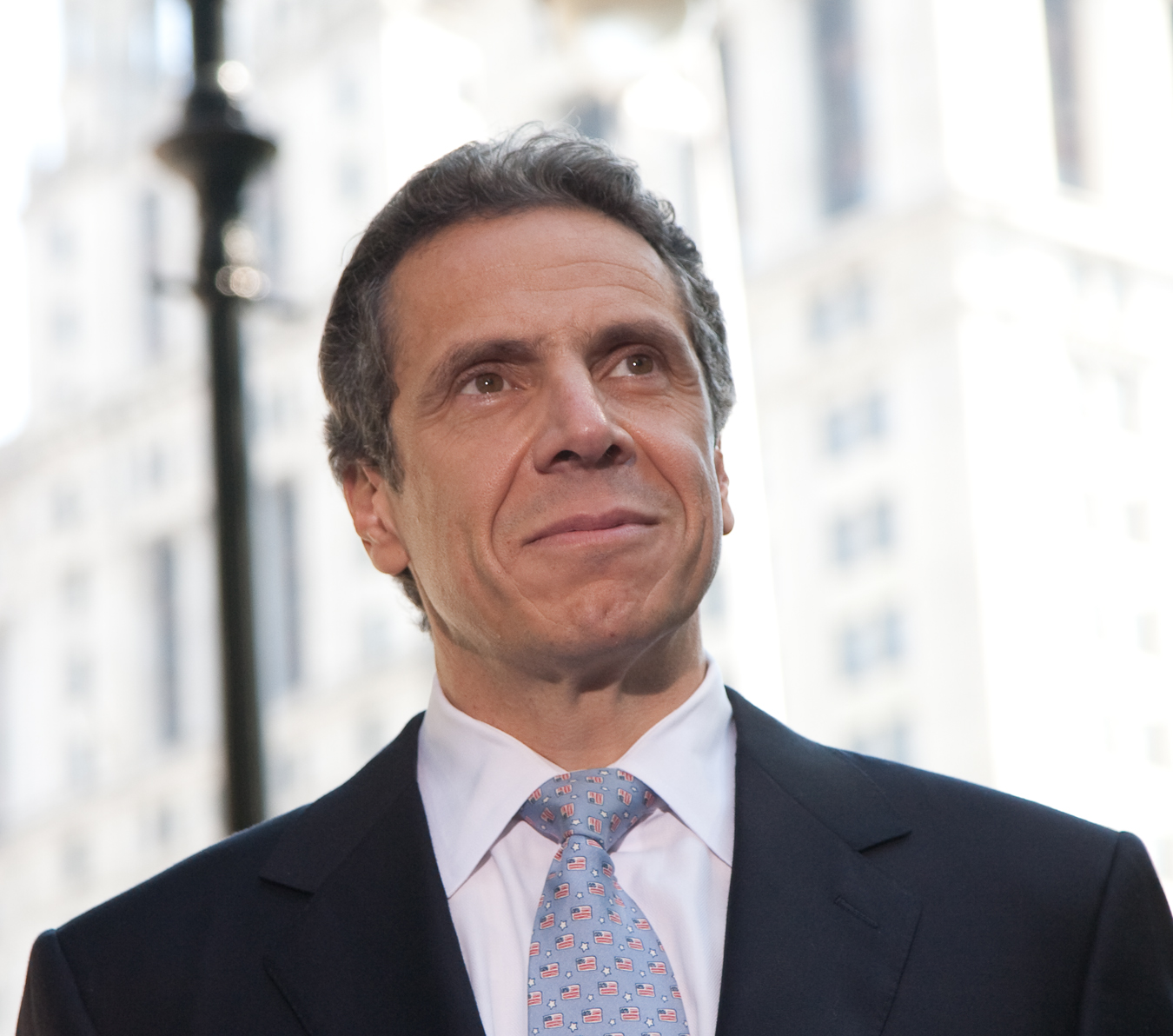 Andrew Cuomo says His Federal Government Is Not Compatible Enough To Handle Pandemic COVID-19 Crisis