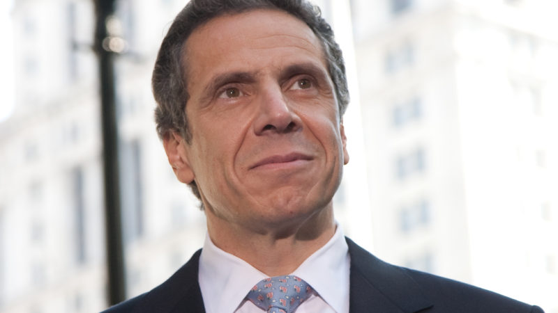Andrew Cuomo Says The Threat Is Not Going Away Until A Vaccine Develops