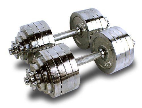 Why to Choose Chrome Adjustable Dumbbells