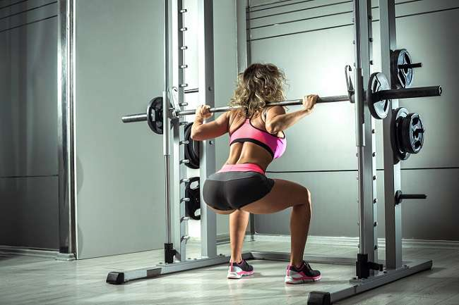 Gym Machines Tips:  How to Use a Smith Machine