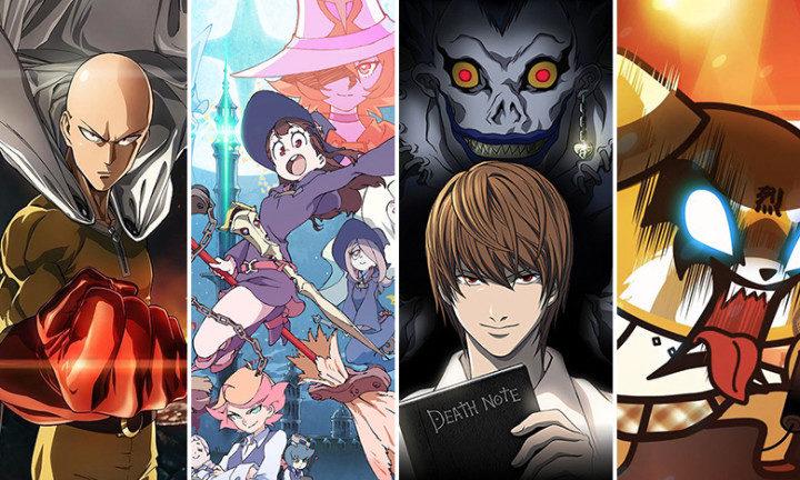 Best Anime List Releasing in 2020