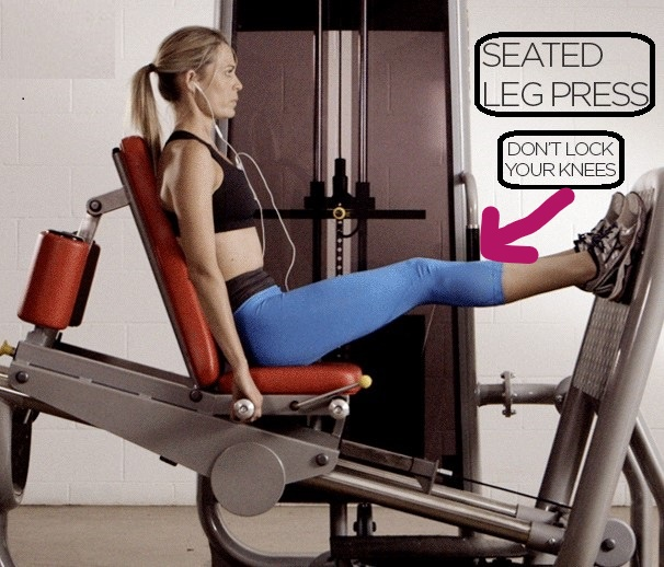 How to Do the Seated Leg Press: Proper Form, and Common Mistakes