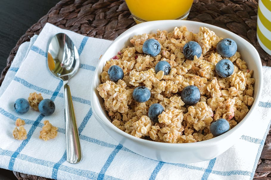 Five Best Pre-Workout Foods