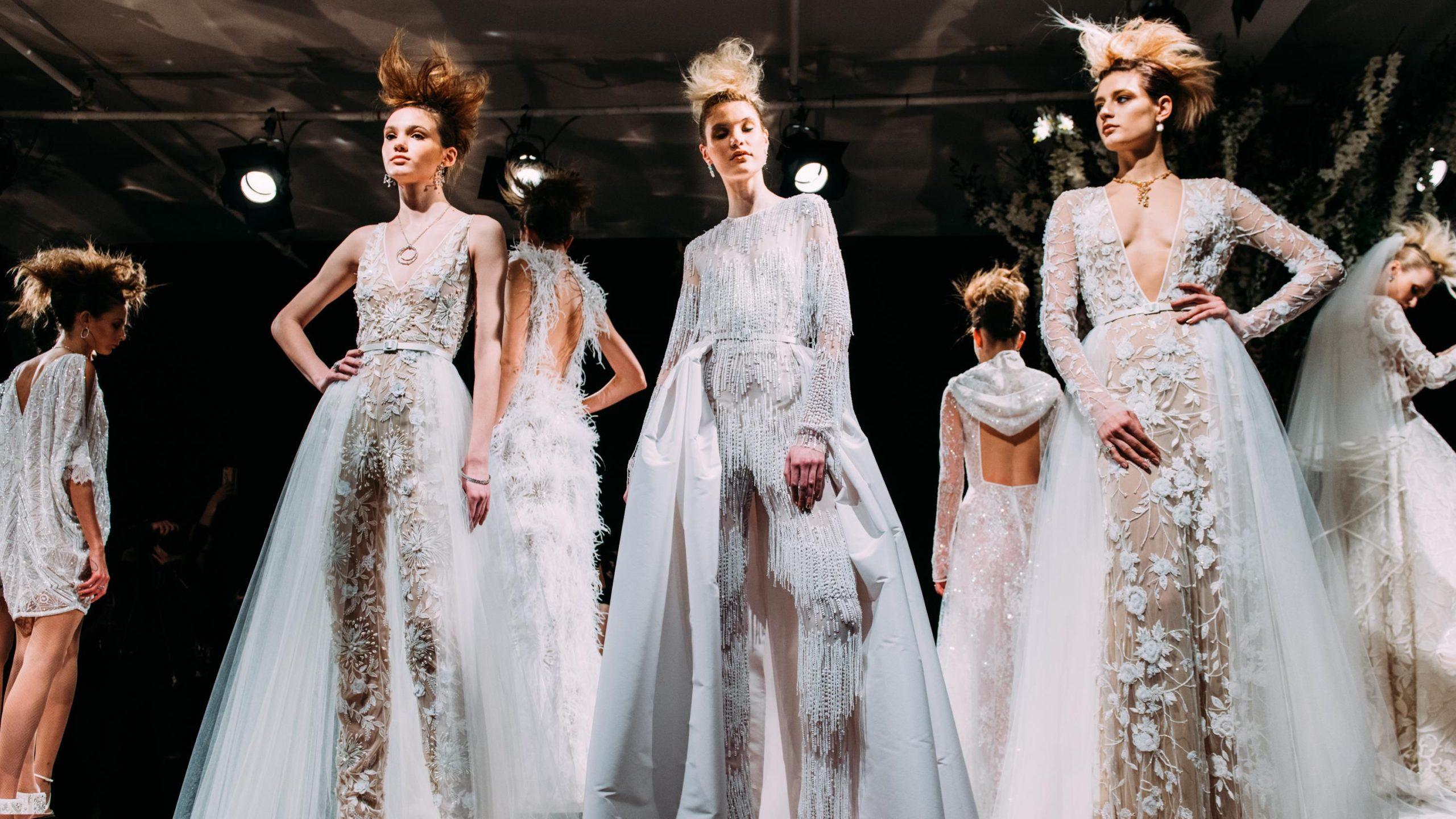 New York Bridal Fashion Week Goes Virtual