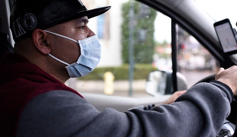 Uber promised to provide drivers masks weeks ago. However they're still waiting