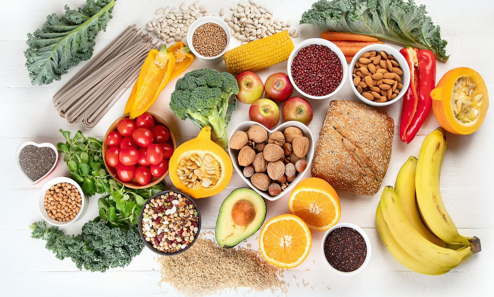 Benefits of a Vegan Diet for Living Healthy Life