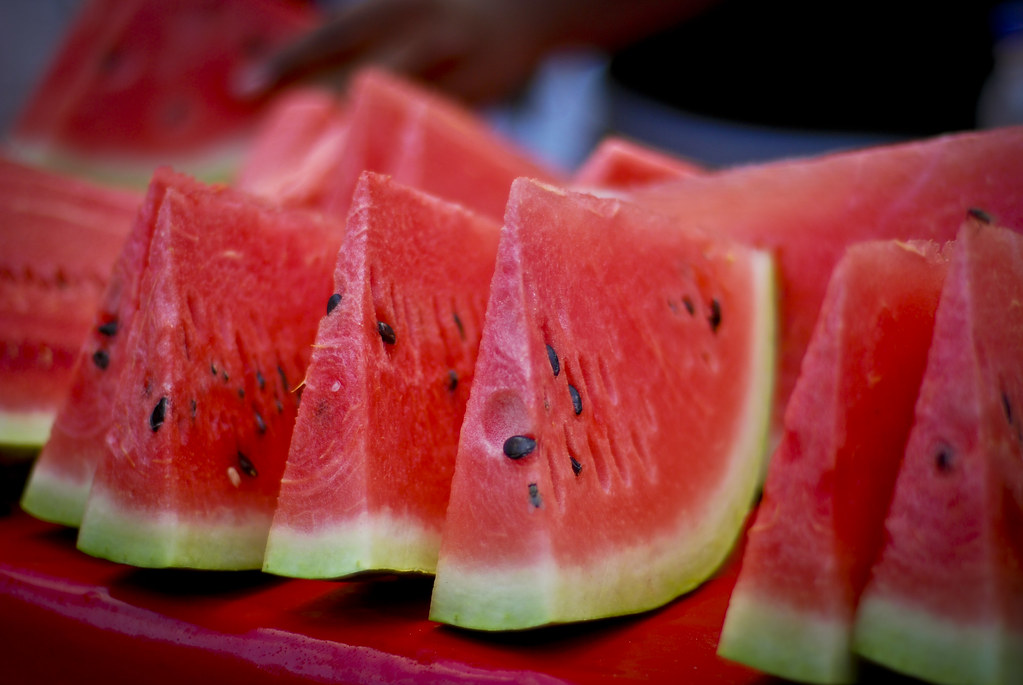 Water-Rich Foods to Stay Hydrated