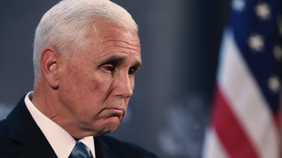 Vice President Pence Says That He Should Wear The Mask While Visiting Mayo Clinic