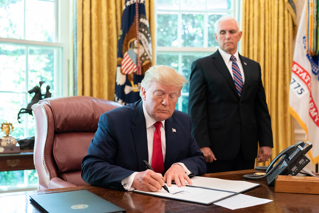 White House Planning To Provide Economic Relief To Americans Without Taking Consents Of Congress
