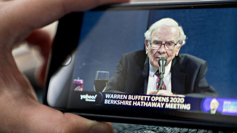 Buffet Said His Conglomerate Berkshire Has Sold All Airline Stocks