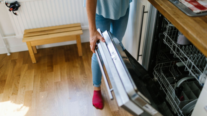 Surprising Things You Can Clean in Your Dishwasher