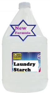 fabric starch bottle