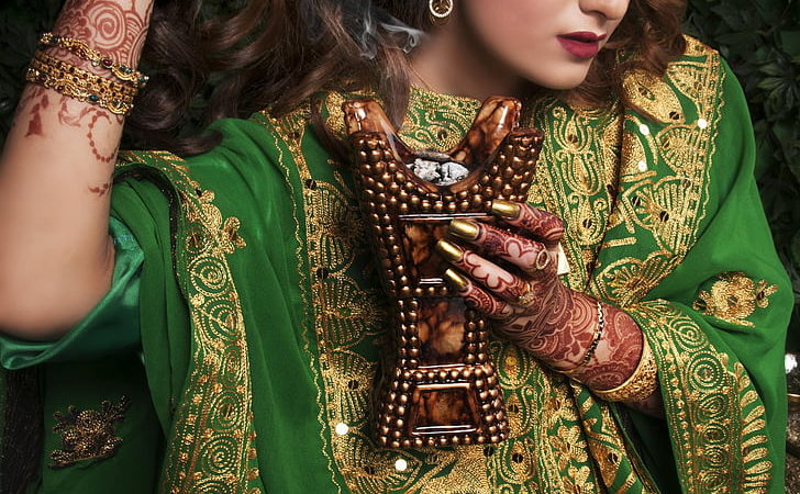 Simple Mehndi Designs for Eid (Beautiful HD Images 2020)