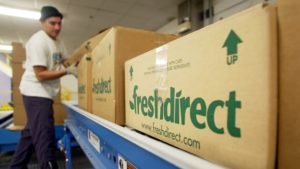 Fresh direct online grocery delivery