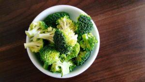 broccoli low-sugar vegetable