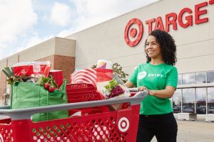 Target home Grocery delivery service
