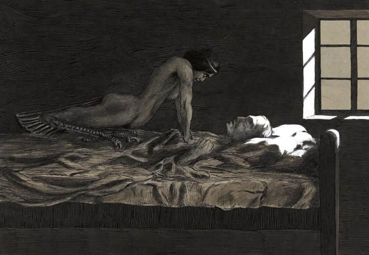 Sleep Paralysis artwork